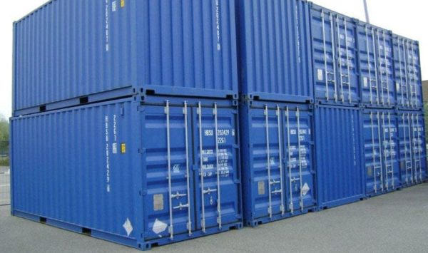 Vente de containers