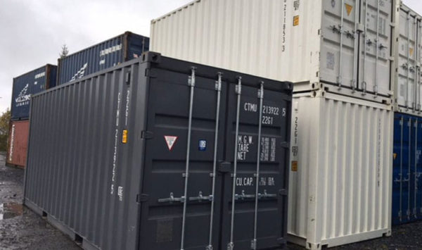 Location de containers